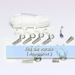 Acessórios | kit de varal – Varais Paulista