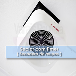 Acessórios | Seclar com Timer – Varais Paulista