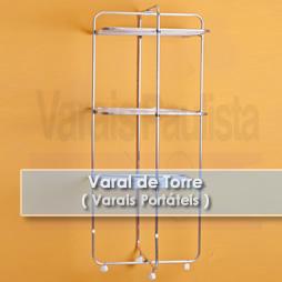 Varais Portáteis – Varal de Torre – Varais Paulista