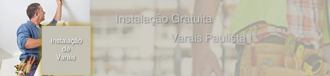 Vendas e instalação de varais na Baixada Santista