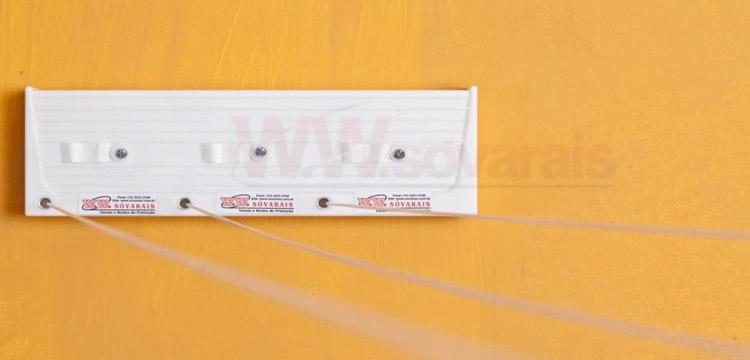 varal automatico 2 varais externos varais paulista | Varais Externos