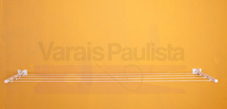 Varal Corredor | Varais Externos | Varais Paulista