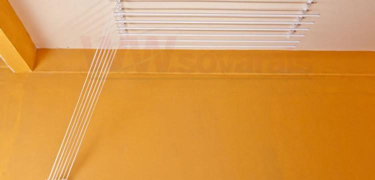 varal individual 5varetas varais internos varaispaulista | Varais internos da Varaispaulista