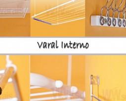 Varal interno – Varais paulista