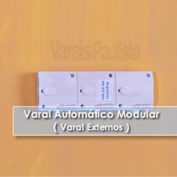 Varais Externos – Varal Automático Modular – Varais Paulista