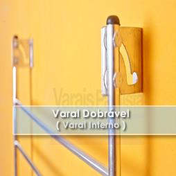 Varais internos | Varal Dobrável – Varais Paulista